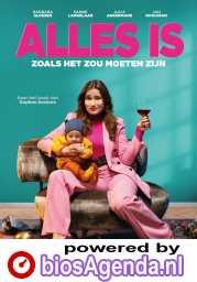 Alles is zoals het zou moeten zijn poster, © 2020 Dutch FilmWorks