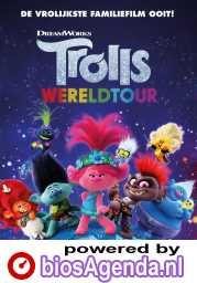 Trolls World Tour poster, © 2020 Universal Pictures International