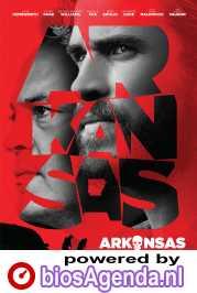 Arkansas poster, copyright in handen van productiestudio en/of distributeur