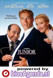 Junior poster, copyright in handen van productiestudio en/of distributeur