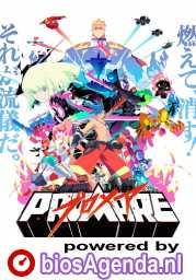 Promare poster, © 2019 Periscoop Film