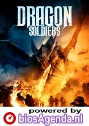 Dragon Soldiers poster, copyright in handen van productiestudio en/of distributeur