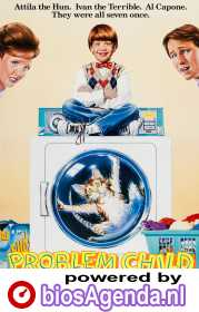 Problem Child poster, copyright in handen van productiestudio en/of distributeur