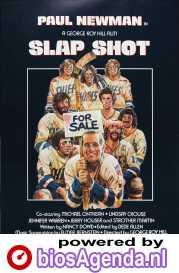Slap Shot poster, copyright in handen van productiestudio en/of distributeur