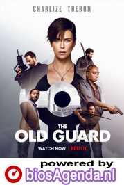 The Old Guard poster, copyright in handen van productiestudio en/of distributeur