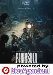 Peninsula poster, © 2020 Splendid Film