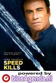 Speed Kills poster, copyright in handen van productiestudio en/of distributeur