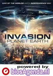Invasion Planet Earth poster, copyright in handen van productiestudio en/of distributeur