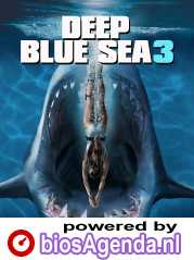 Deep Blue Sea 3 poster, copyright in handen van productiestudio en/of distributeur
