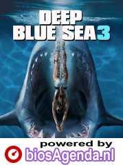 Deep Blue Sea 3 poster, copyright in handen van productiestudio en/of distributeur