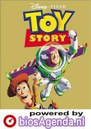 poster 'Toy Story' © 1995 Pixar Animation Studios