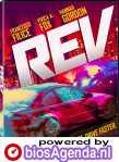 Rev poster, copyright in handen van productiestudio en/of distributeur