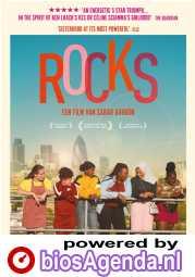 Rocks poster, © 2019 Cinéart