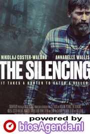 The Silencing poster, copyright in handen van productiestudio en/of distributeur