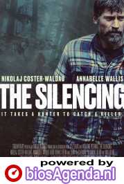 The Silencing poster, copyright in handen van productiestudio en/of distributeur