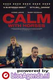 Calm With Horses poster, copyright in handen van productiestudio en/of distributeur