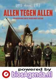 Allen Tegen Allen poster, © 2019 Cinema Delicatessen