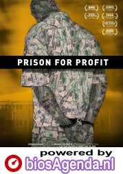 Prison for Profit poster, © 2019 Cinema Delicatessen