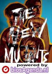 The New Mutants poster, © 2020 Walt Disney Pictures