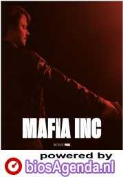 Mafia Inc poster, copyright in handen van productiestudio en/of distributeur
