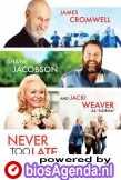 Never Too Late poster, copyright in handen van productiestudio en/of distributeur