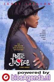Poetic Justice poster, copyright in handen van productiestudio en/of distributeur