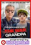 War with Grandpa poster, © 2018 WW entertainment