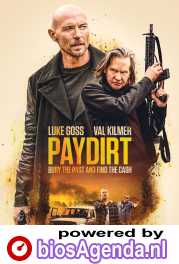 Paydirt poster, copyright in handen van productiestudio en/of distributeur