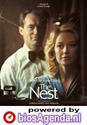 The Nest poster, © 2020 The Searchers