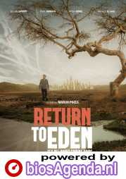 Return to Eden, It's all about coming home poster, copyright in handen van productiestudio en/of distributeur