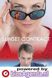 Sunset Contract poster, copyright in handen van productiestudio en/of distributeur