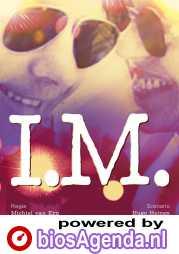I.M. poster, copyright in handen van productiestudio en/of distributeur
