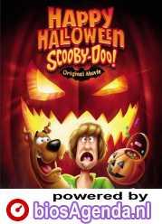 Happy Halloween, Scooby-Doo! poster, copyright in handen van productiestudio en/of distributeur