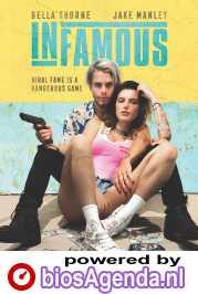 Infamous poster, copyright in handen van productiestudio en/of distributeur
