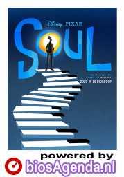 Soul poster, © 2020 Walt Disney Pictures