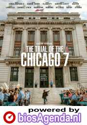 The Trial of the Chicago 7 poster, © 2020 The Searchers
