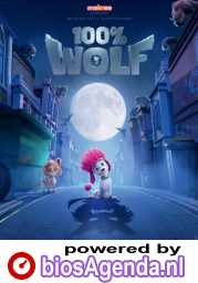 100% Wolf poster, © 2020 Splendid Film