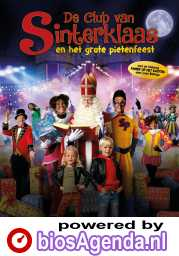 De Club van Sinterklaas & het Grote Pietenfeest poster, © 2020 Dutch FilmWorks