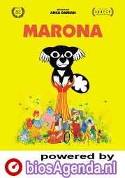 Marona's Fantastic Tale poster, © 2019 Windmill film