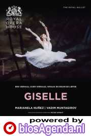 ROH Giselle poster, © 2019 Piece of Magic