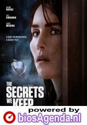 The Secrets We Keep poster, © 2020 Dutch FilmWorks