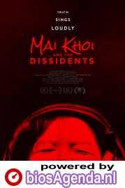Mai Khoi and the Dissidents poster, copyright in handen van productiestudio en/of distributeur