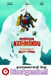 A Yeti Adventure poster, copyright in handen van productiestudio en/of distributeur