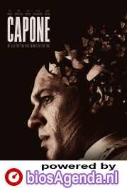 Capone poster, copyright in handen van productiestudio en/of distributeur