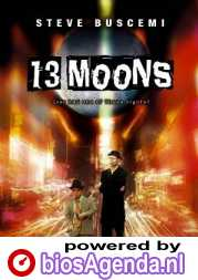 13 Moons poster, copyright in handen van productiestudio en/of distributeur