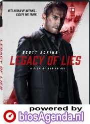 Legacy of Lies poster, copyright in handen van productiestudio en/of distributeur