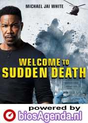 Welcome to Sudden Death poster, copyright in handen van productiestudio en/of distributeur