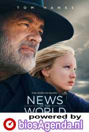 News of the World poster, © 2020 Universal Pictures International