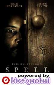 Spell poster, copyright in handen van productiestudio en/of distributeur