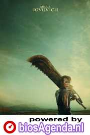 Monster Hunter poster, © 2020 Universal Pictures International